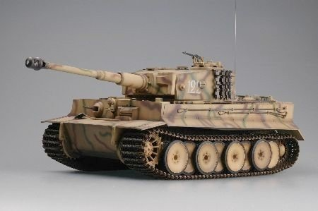 german tiger review