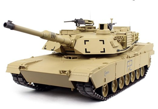 US M1A2 Abrams review