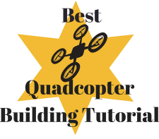 Building a quadcopter badge