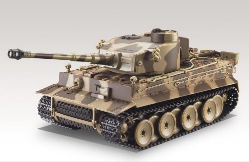 german tiger I review