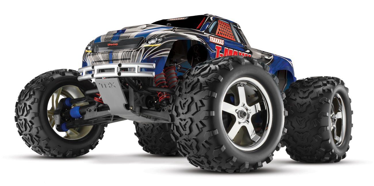 traxxas t-maxx review