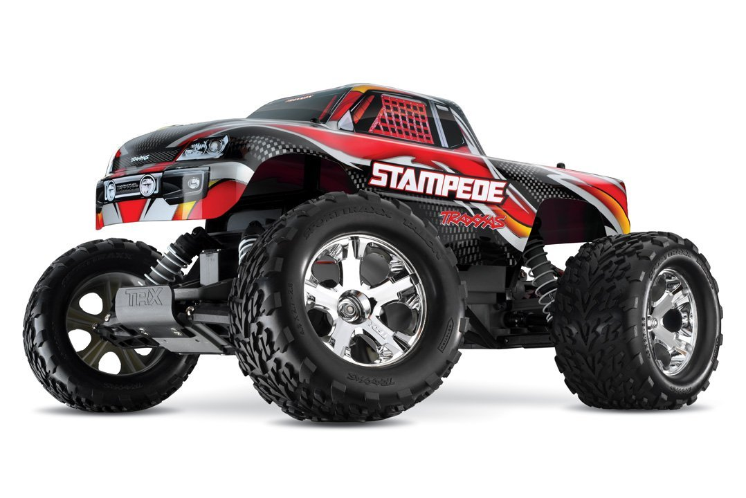 traxxas stampede review