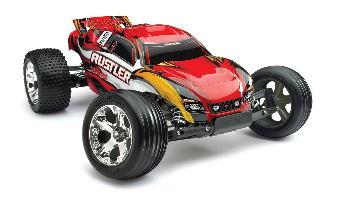 traxxas wrustler review