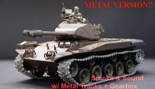 best rc tank