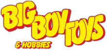 big boy toy logo