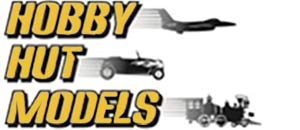 hobby hut models logo