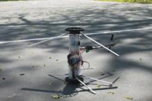 the hybrid robot